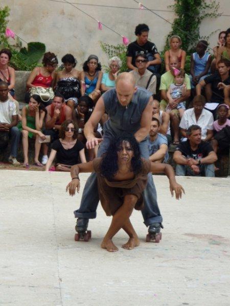Dunia Dance Theatre à Cuba